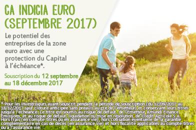 CA Indicia Euro (Septembre 2017)