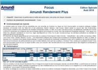 Focus Amundi Rendement Plus