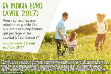 CA Indicia Euro (Avril 2017)