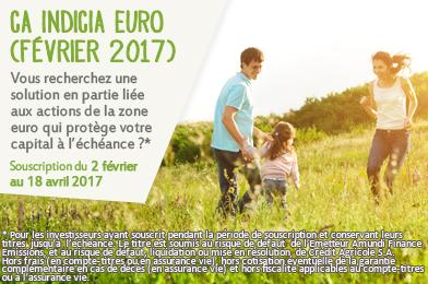 CA Indicia Euro (Février 2017)
