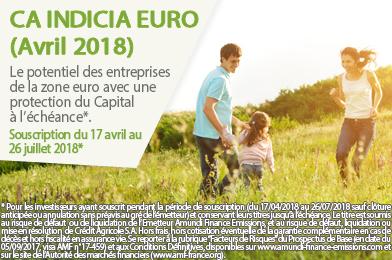 CA Indicia Euro (Avril 2018)