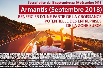 Armantis (Septembre 2018)