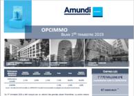 OPCIMMO bilan 1er trimestre 2019