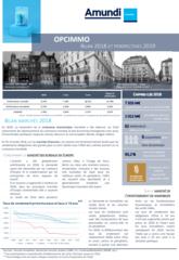 Opcimmo - Bilan 2018 et perspectives 2019