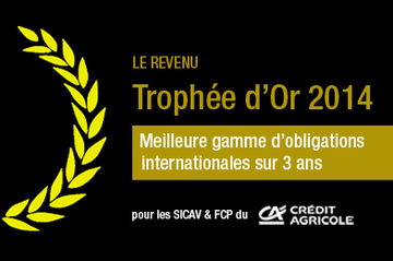 Trophée Or Le Revenu 2014