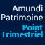 Point trimestriel Amundi Patrimoine